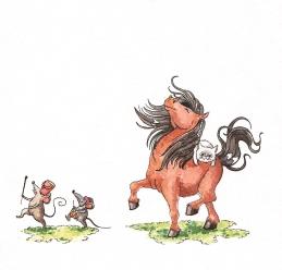 Darijos Čiuželytės iliustracija